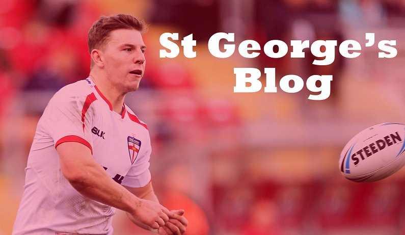 St George's Blog 2016 - Part 4