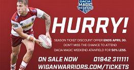 Dacia Magic Weekend