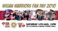 Warriors Unveil 2010 Fan Day