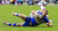 Burrow Back For Rhinos