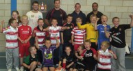 Warriors Stars Visit Camp