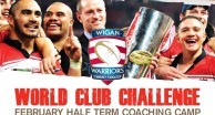 Warriors World Club Challenge Coaching Camp