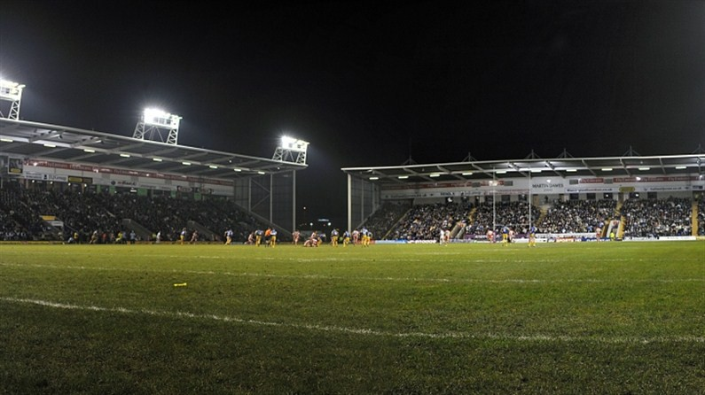Warrington Game Re-Arranged