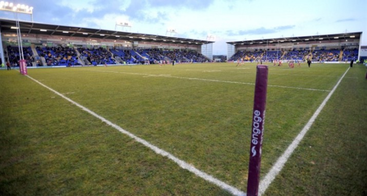 Warrington Game Sold Out