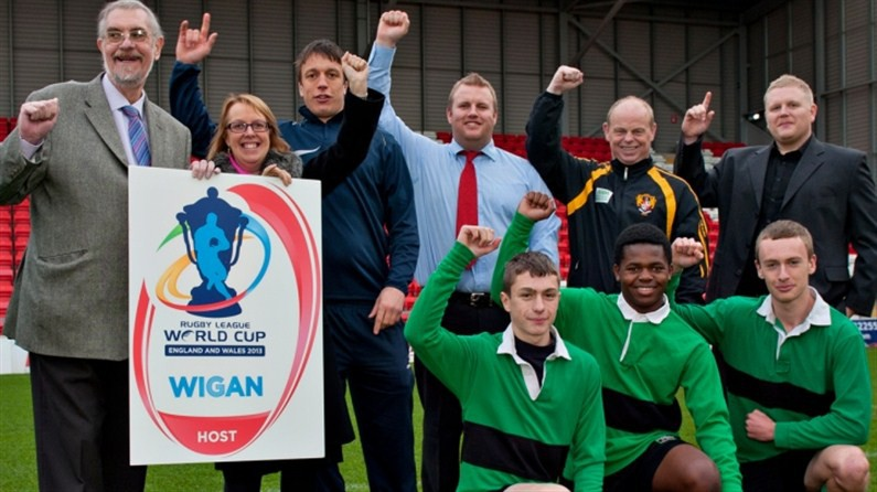 Wigan World Cup Success
