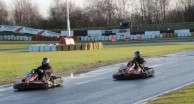 Christmas Karting Success