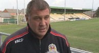 Wane On Cup Clash
