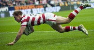 Wigan Defeated by Bulls