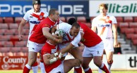 Lee Looking To Impress in England Colours