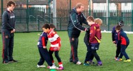 Easter Rugby Camp Day Two