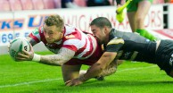 Wigan Defeated by Tigers