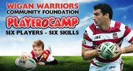 Warriors Player Camp This Week