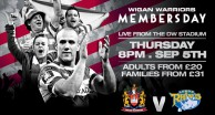 Pick Up Your Members Day Tickets Before Tonight