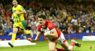 Wales Defeated in WC Opener