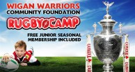 Warriors Cup Winning Rugby Camp