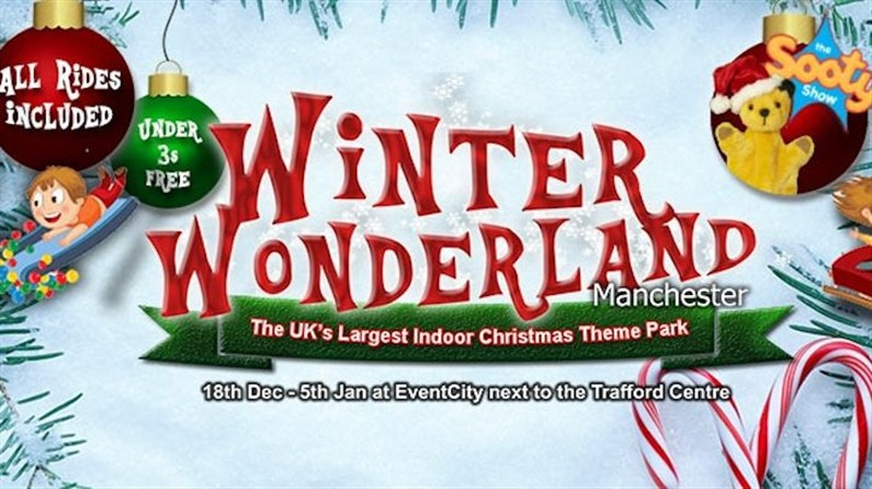 Win Family Tickets To Winter Wonderland