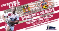 Warriors prepare for Wildcats Clash
