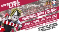 Warriors Unveil 2014 Fan Day