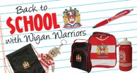 Back to School with Wigan Warriors