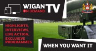 The Big One Build Up on Wigan TV