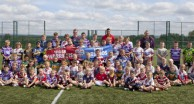 Youngsters Enjoy Final Summer Camp