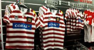 Home Shirts on Sale at Warriors World