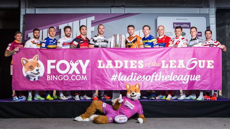 foxy ladies wigan