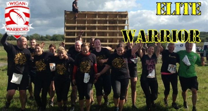 The Elite Warrior Challenge