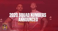 2020 Squad numbers announced