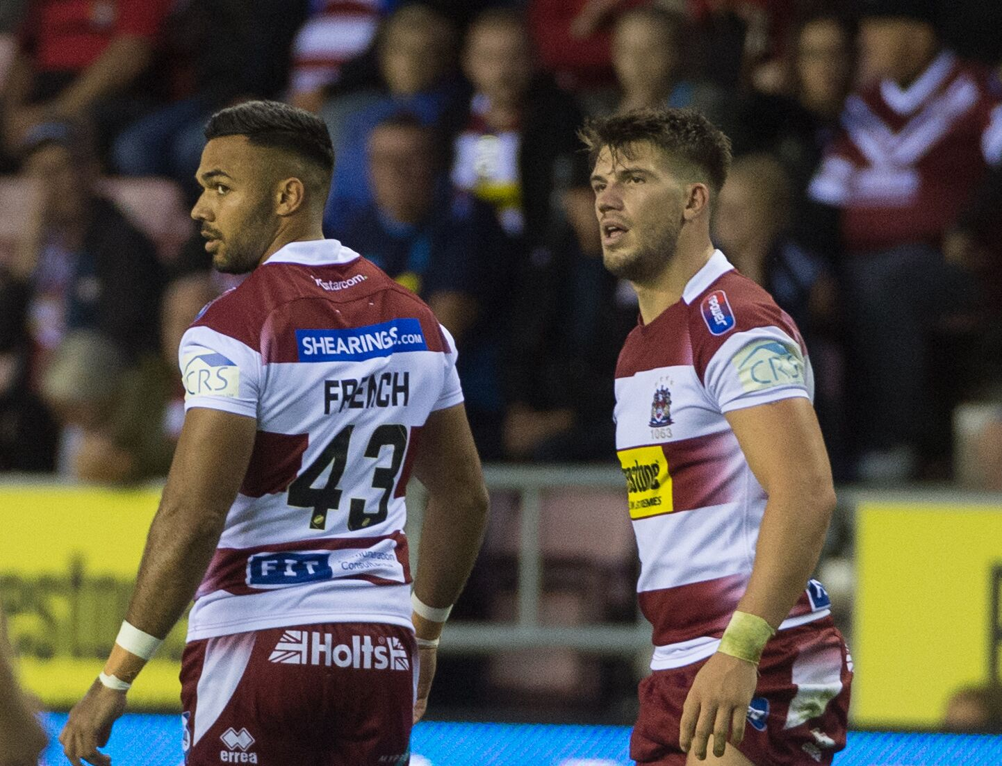 A new experience: French | News | Wigan Warriors