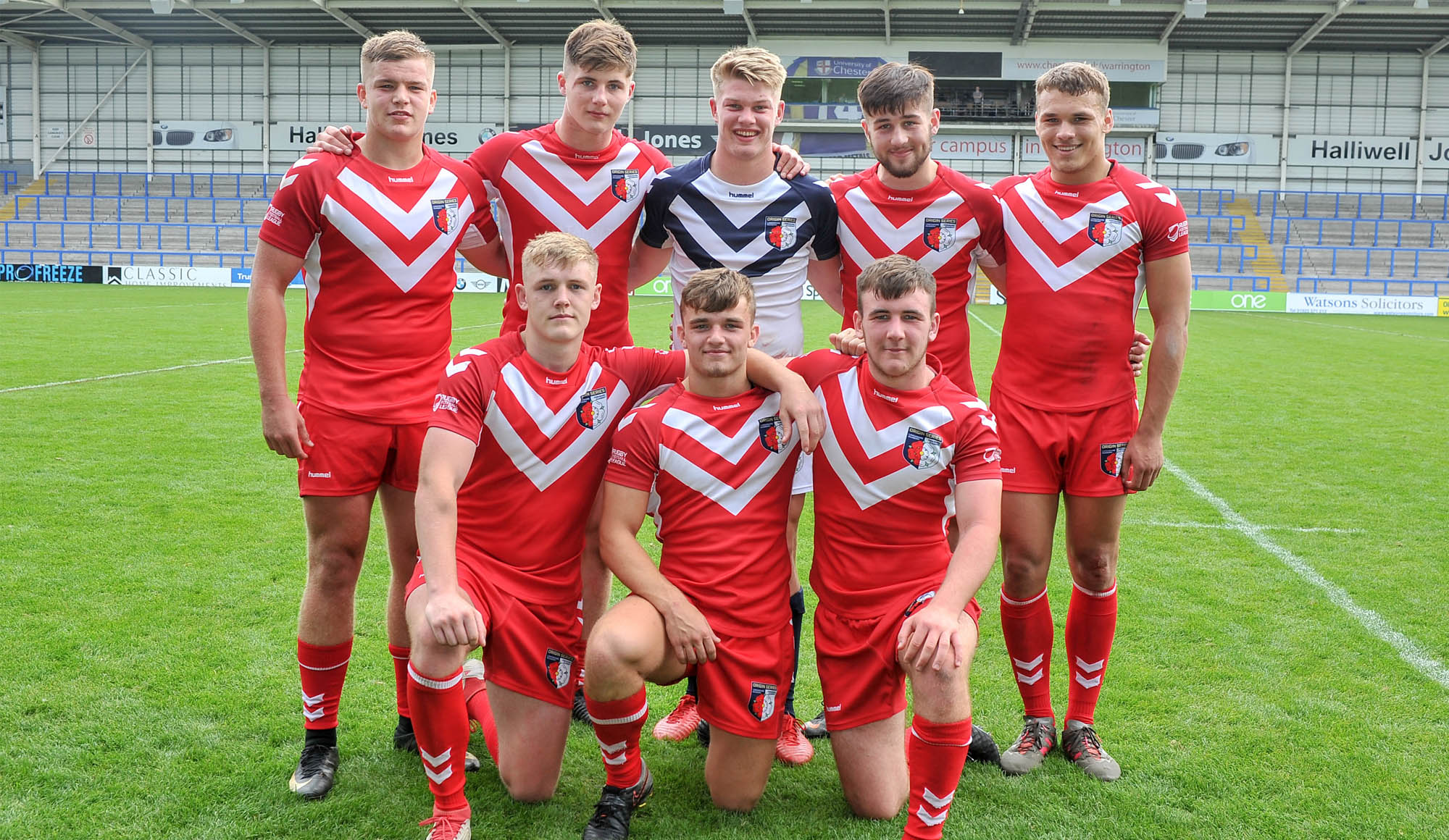 Warriors named in England Academy squad