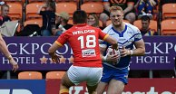 Bullock to join Wigan