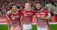 Wigan Warriors in New South Wales