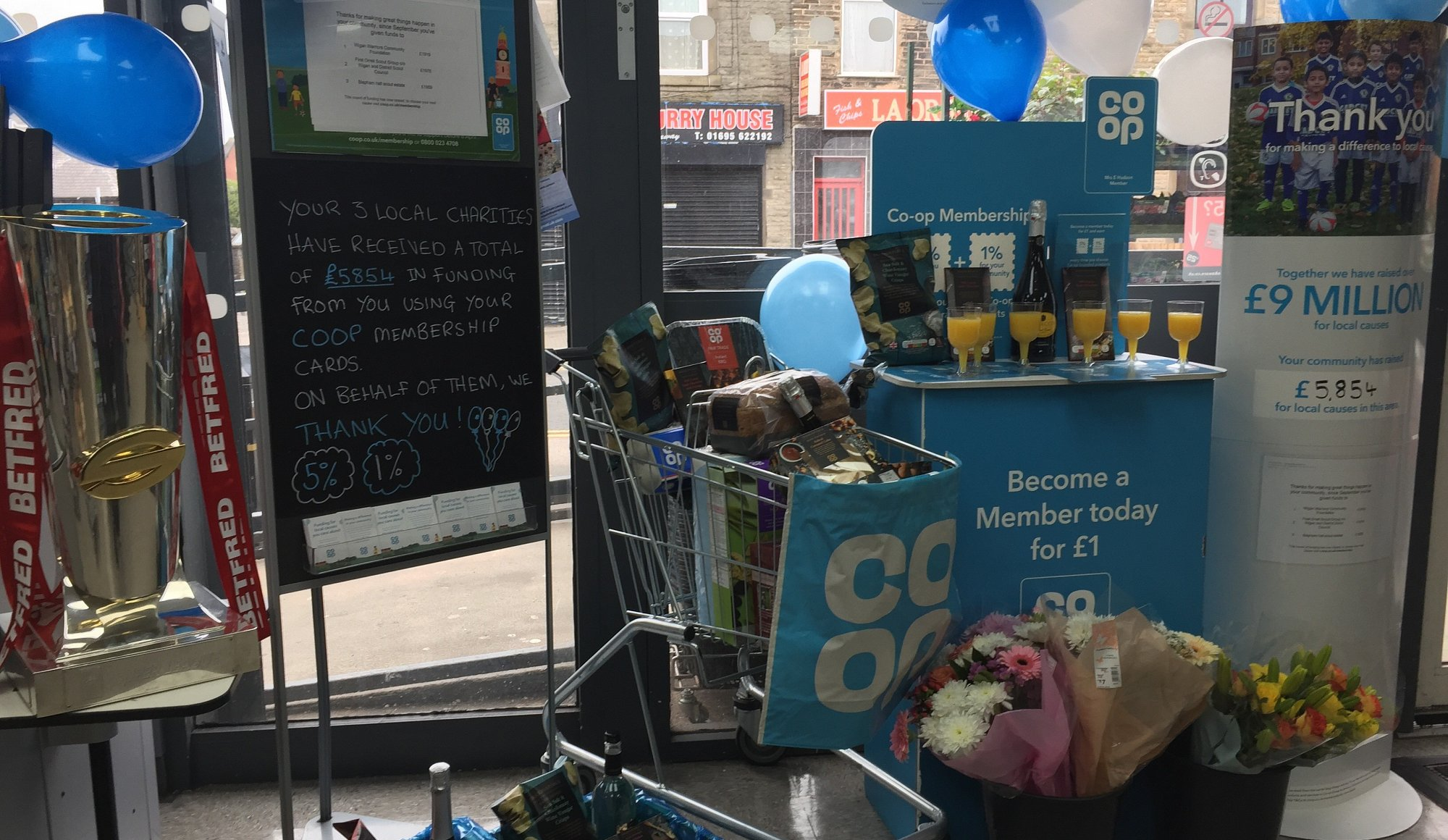 The Co-op Local Community Fund