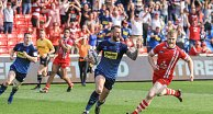 A 'great' feeling: Hardaker