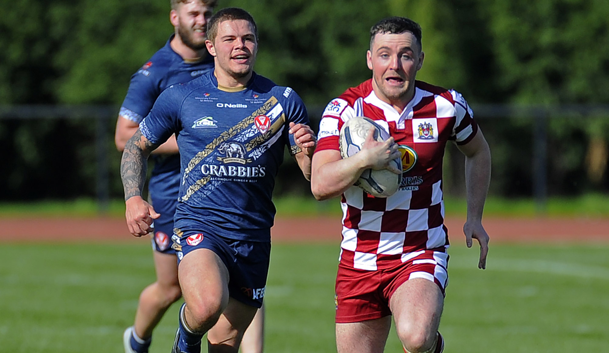 Wigan 12 St Helens 32