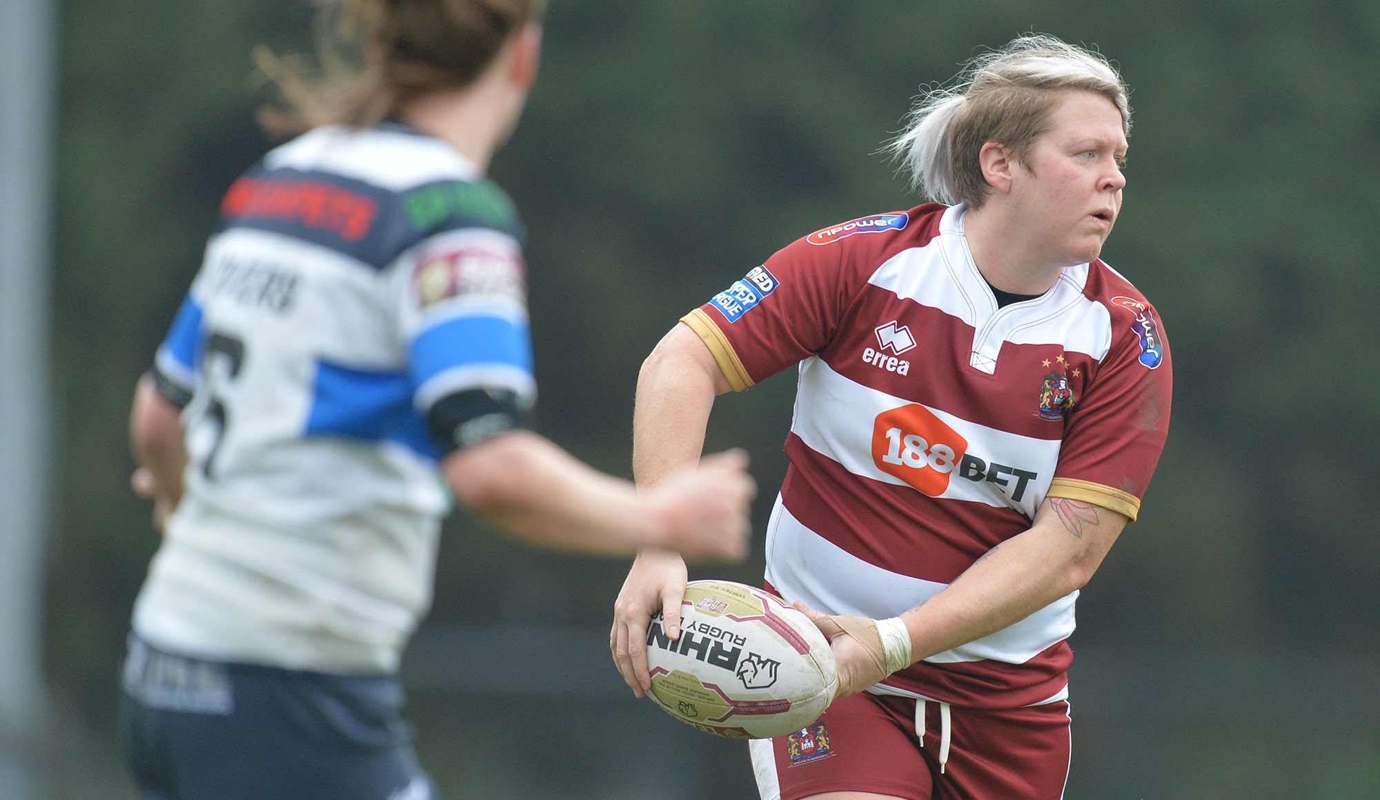 Women: Wigan 50 York 0