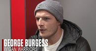 Welcome George Burgess