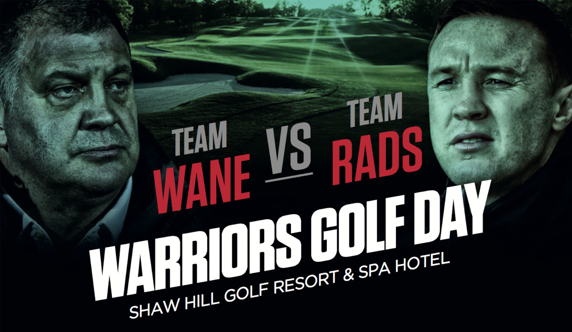 Warriors Golf Day
