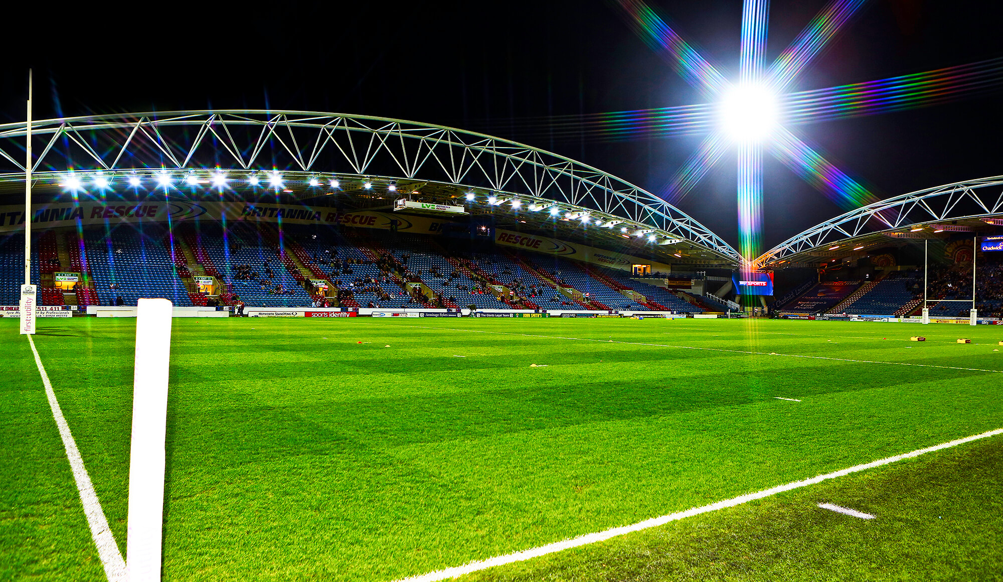 Huddersfield tickets and travel