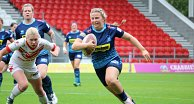 Wigan Women in England squad