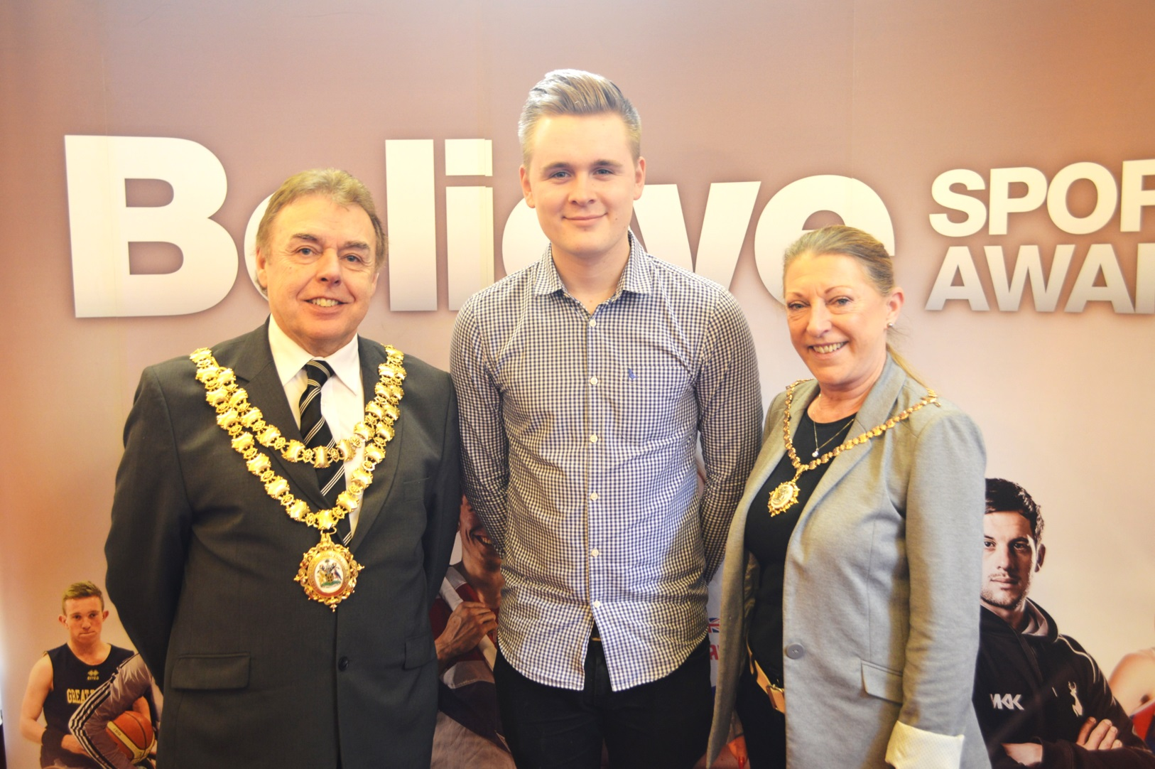 Apprentice of the Year gets Mayoral Treatment