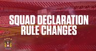 Squad declaration rule changes