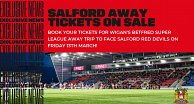 Salford away tickets