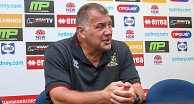 Wane happy with disciplined display