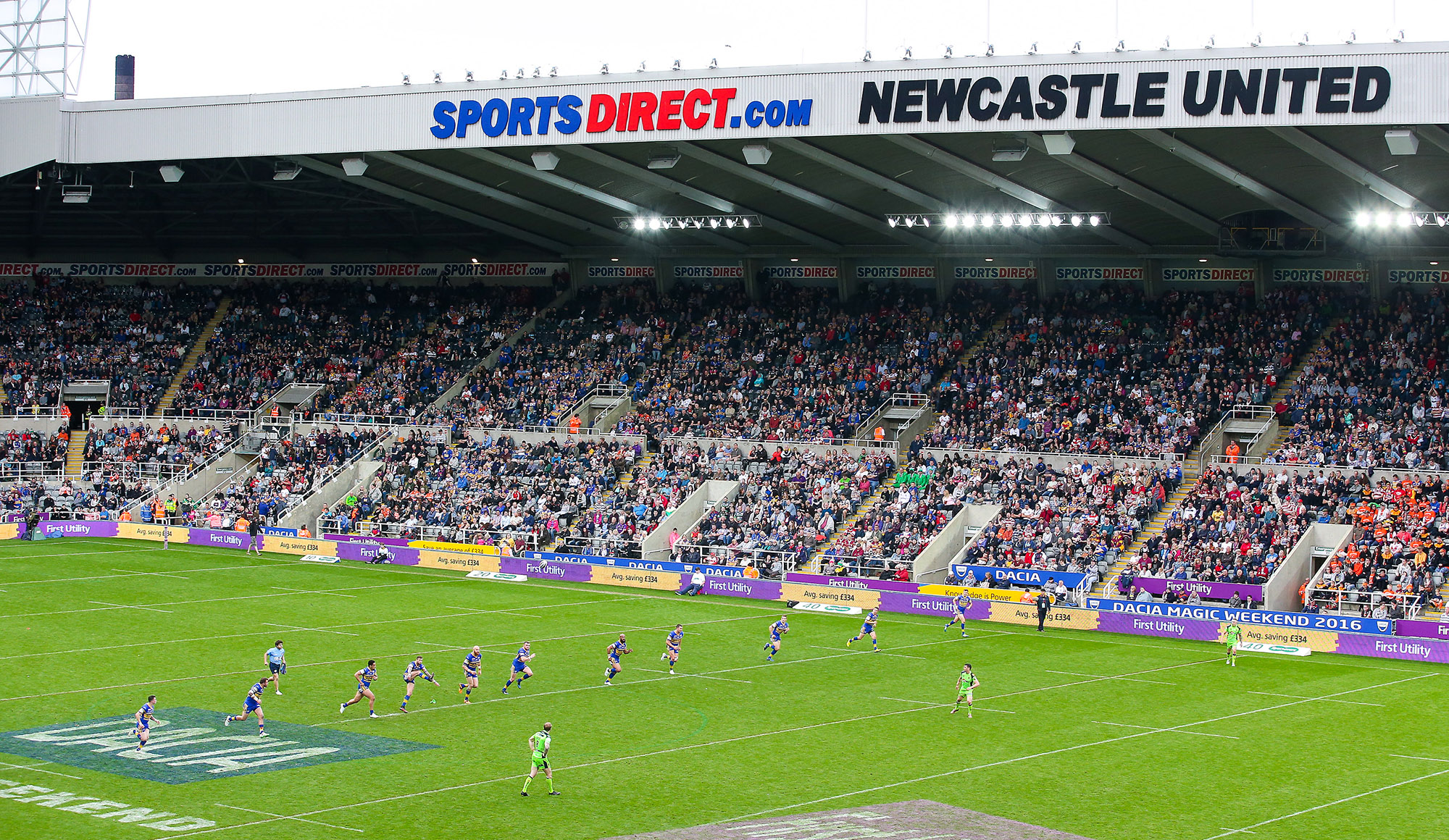 Magic Weekend Details