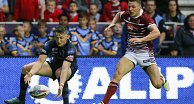 Davies Relishes Return