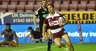 Late Show wins it for Wigan