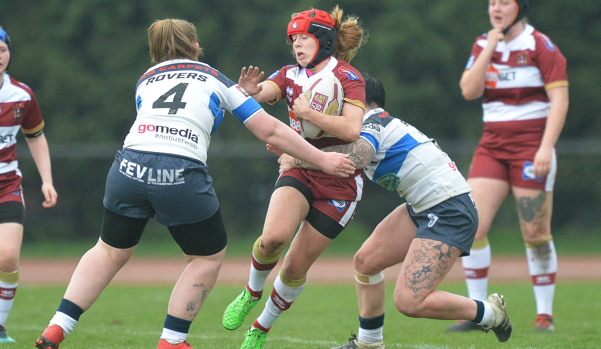 Women to face Rovers