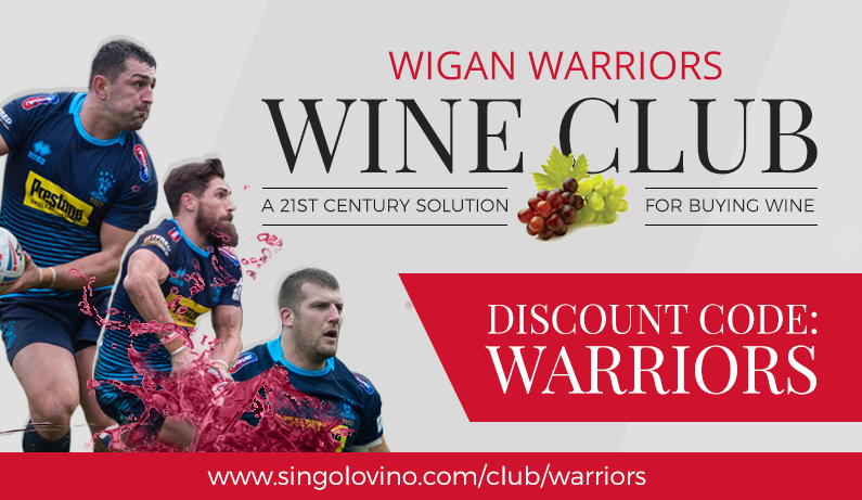 Wigan Warriors Wine Club